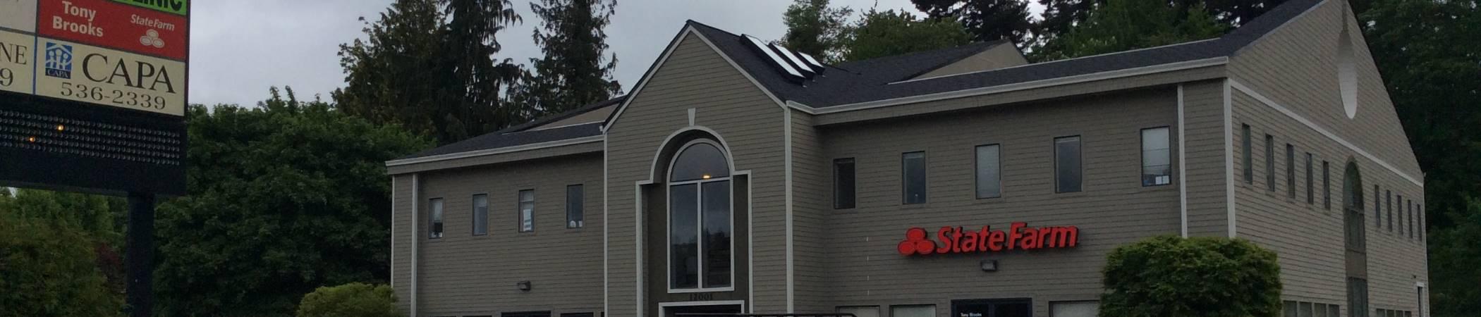 Tony Brooks State Farm Insurance in Tacoma, WA | Home, Auto Insurance & more