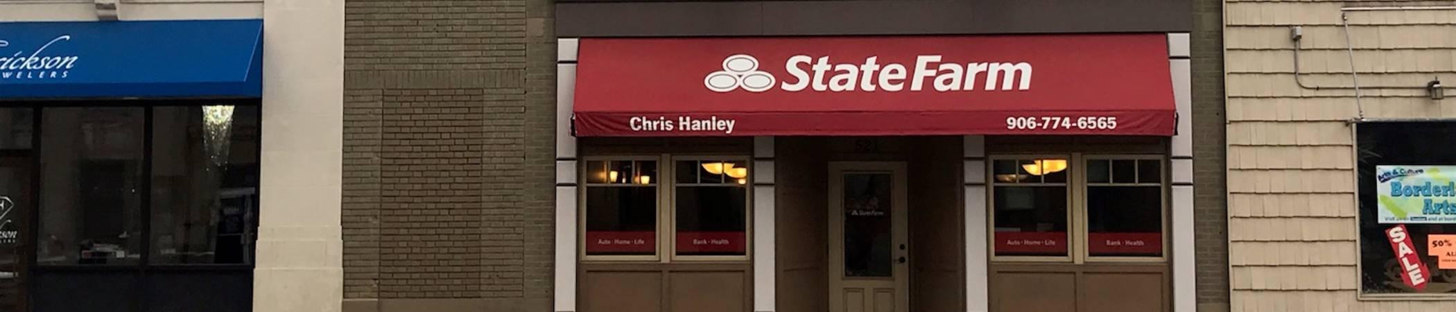 State Farm Insurance Agent Chris Hanley in Iron Mountain MI