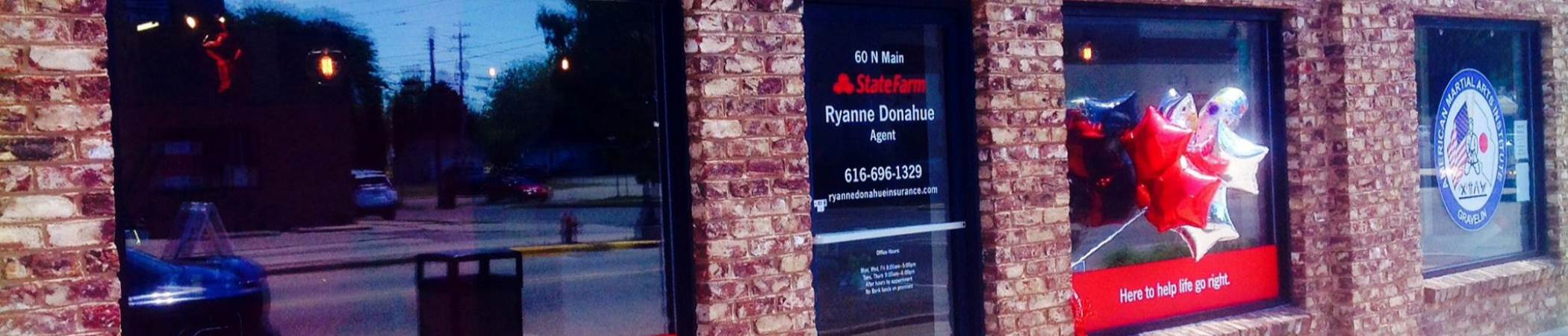 Ryanne Donahue State Farm Insurance in Rockford, MI | Home, Auto Insurance & more