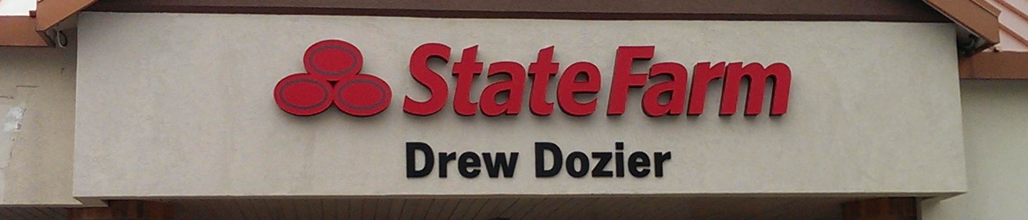 Drew Dozier State Farm Insurance (317) 787-6311 | Offering Home, Life, Auto Insurance, and more