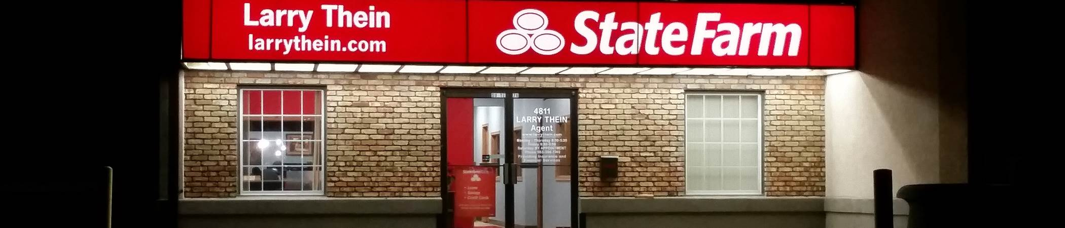 Larry Thein State Farm Insurance in Davenport, IA | Home, Auto Insurance & more