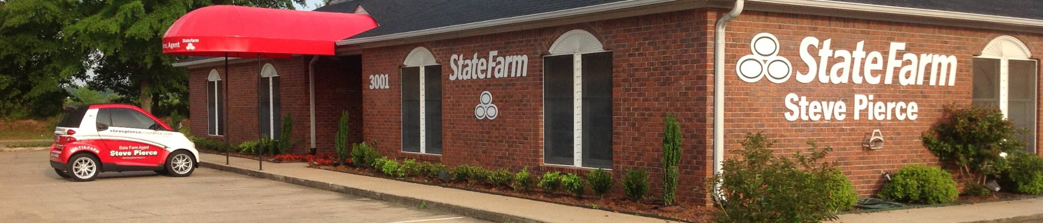 Steve Pierce State Farm Insurance in Florence, AL | Home, Auto Insurance & more