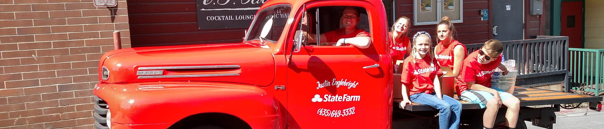 Justin Englebright State Farm Insurance in Park City, UT | Home, Auto Insurance & more