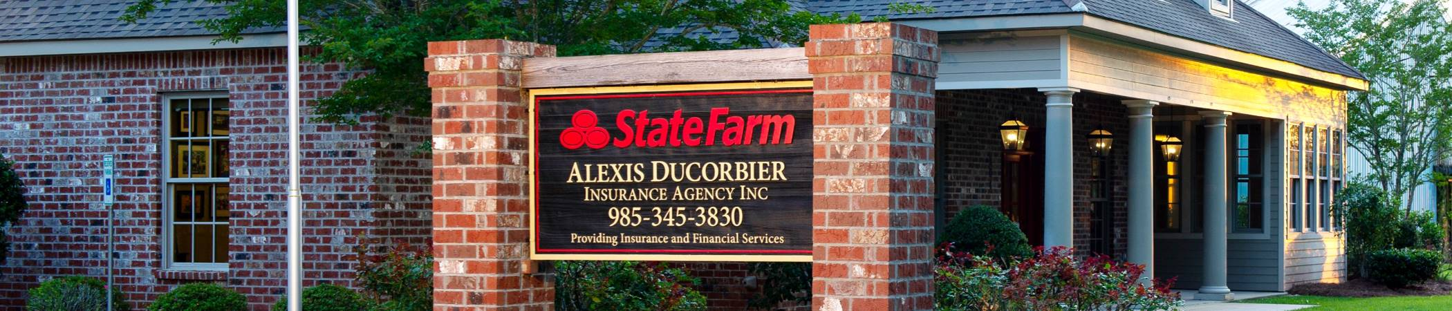 Alexis Ducorbier State Farm Insurance in Hammond, LA | Home, Auto Insurance & more