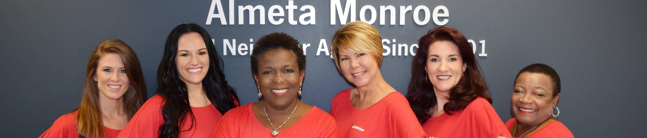 Almeta Monroe State Farm Insurance in Fleming Island, FL | Home, Auto Insurance & more
