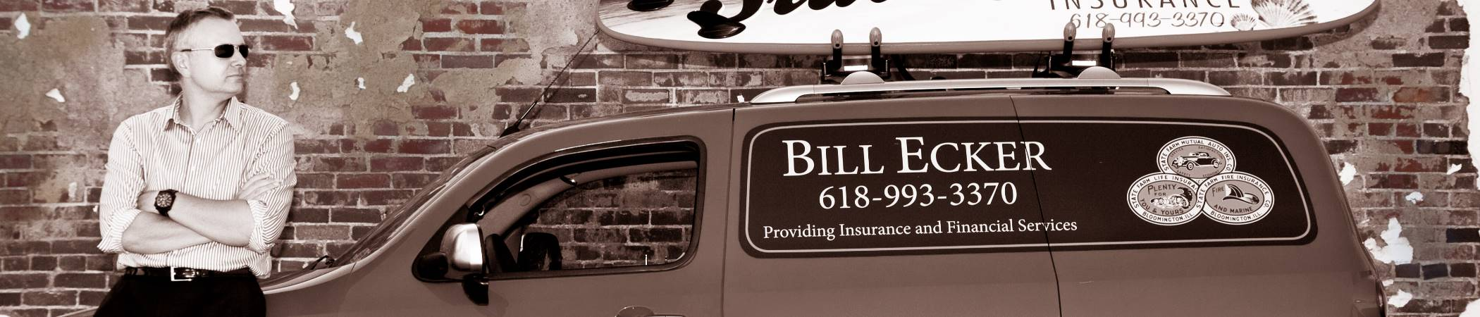 Bill Ecker - State Farm - Providing Auto, Home, Life & Business Insurance and more