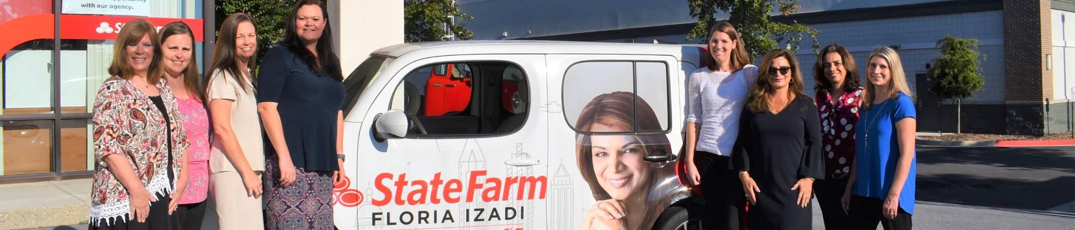 Floria Izadi State Farm Insurance in Kennesaw, GA | Home, Auto Insurance & more