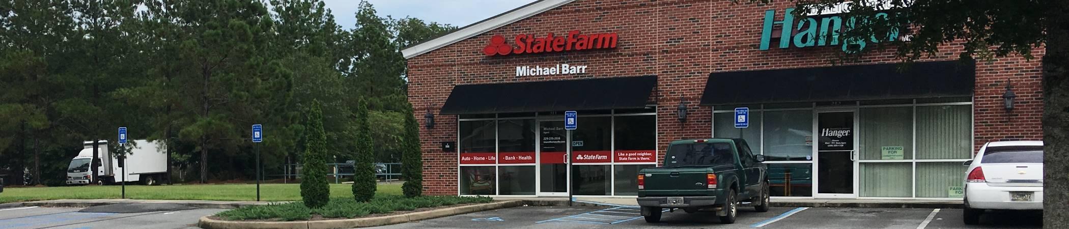 Michael Barr State Farm Insurance in Thomasville, GA | Home, Auto Insurance & more