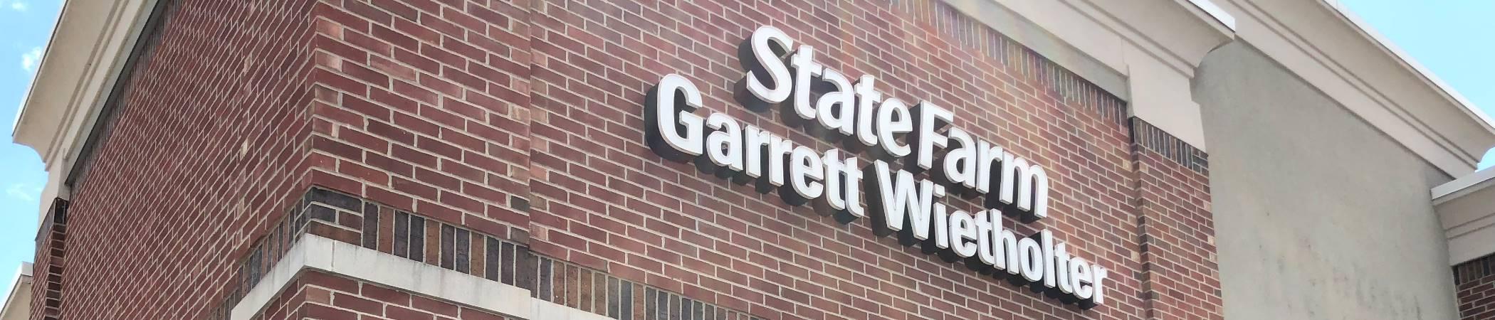 Garrett Wietholter State Farm Insurance in Zionsville, IN | Home, Auto Insurance & more