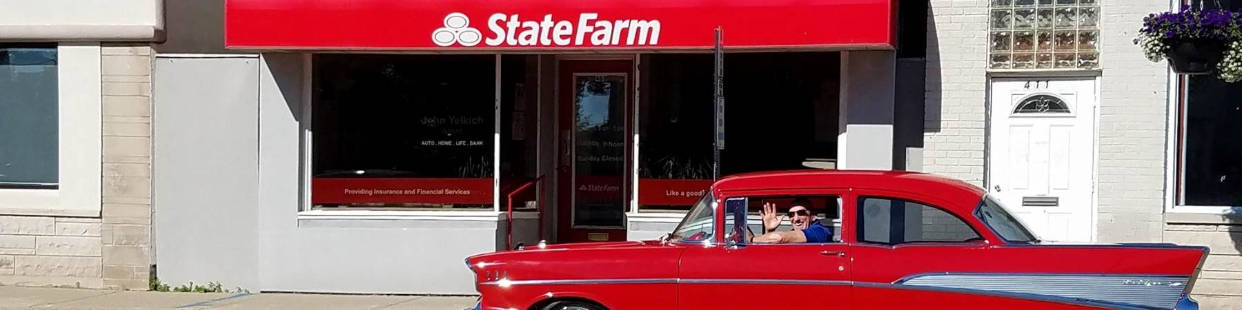 John Yelkich State Farm Insurance, (219) 963-6347 – Offering Home, Life, Auto Insurance and more!